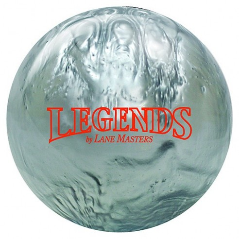 Legends Spare Ball SILVER 12#