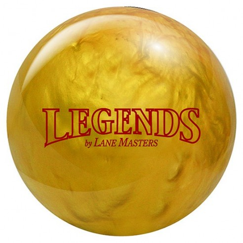 Legends Spare Ball GOLD 13#