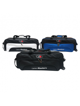 2021 LANE MASTERS 3 BALL TOTE